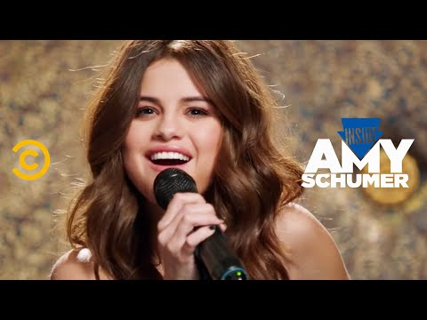 Inside Amy Schumer - Down to Earth (ft. Selena Gomez)