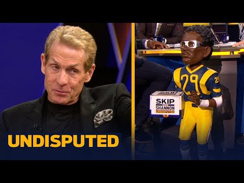 Download Eric Dickerson joins Skip and Shannon to predict the Cowboys vs Rams playoff game | NFL | UNDISPUTED HD Mp4 3GP Video and MP3