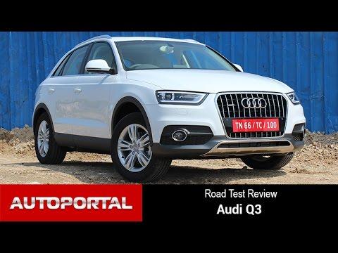 Audi Q3 Test Drive Review – Autoportal