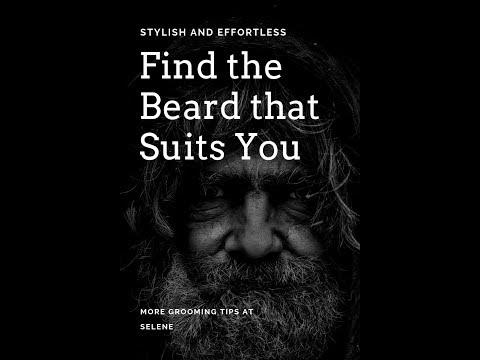Beard styles - Vintage beard style