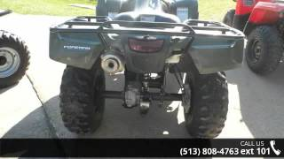 9. 2013 Honda TRX500FED FOURTRAX FOREMAN 4X4  - King's Kusto...