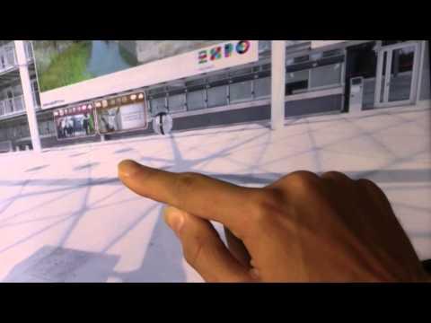 Expo2015 Virtual Tour Presentation