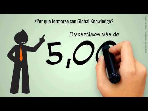 ¿Por qué formarse con Global Knowledge? - Spain