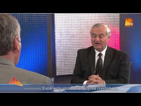 405. Ezechel Suciu - Experienta implicarii in slujirea crestina (1)