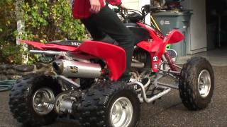 6. UPDATED: 2004 Trx450r Walkaround
