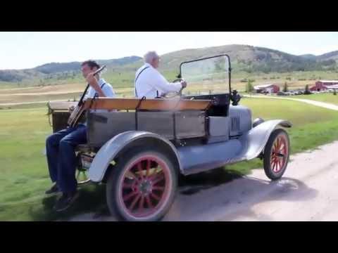 Shuckin' The Corn - Banjo - Hales Family Music