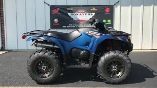 10. 2019 Yamaha Kodiak 450 EPS SE