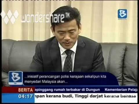 Bernama Interview: Gavin Tee - Swhengtee 2013 Property Budget Talk