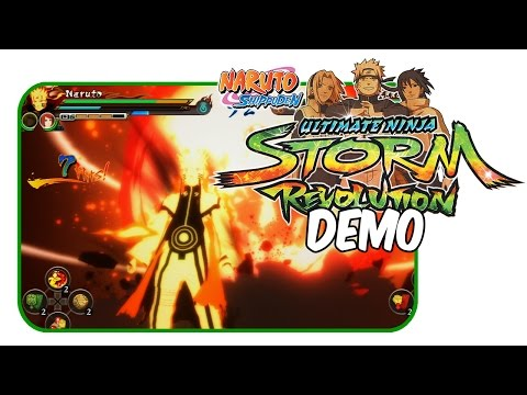 storm - Subscribe to never miss any of my videos: http://bit.ly/subSlyfox Watch ep.1 of this demo click here: http://bit.ly/SlyNarutoDemoEp1 Today we try the new Naruto videogame Demo! will it bring...