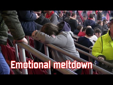 Emotional meltdown (Ajax v Spurs)