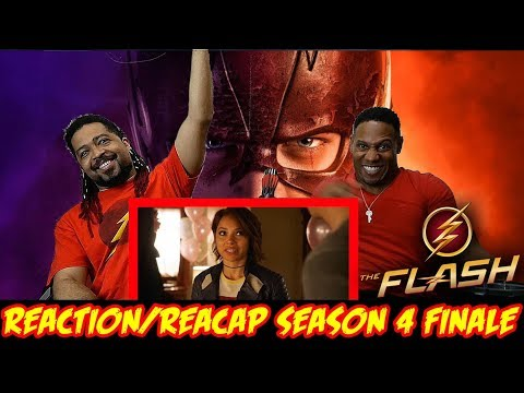 "The Flash Season 4 Finale Reaction & Recap Show ""We Are The Flash"" (""This Season Suck?"" Discussion)"
