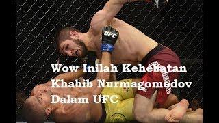 Video Wow Inilah Kehebatan Khabib Nurmagomedov Dalam UFC MP3, 3GP, MP4, WEBM, AVI, FLV Desember 2018