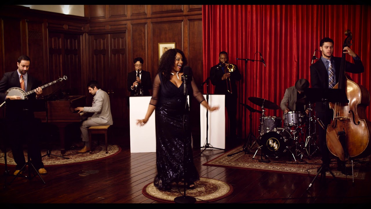 Don't Stop – Fleetwood Mac (Vintage New Orleans Blues Cover) ft. Maiya Sykes