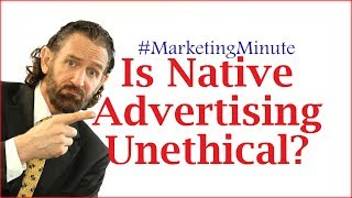 """The rise of digital marketing has spurred a flood of """"native advertising"""" attempts, and now many consumer advocates are..."""
