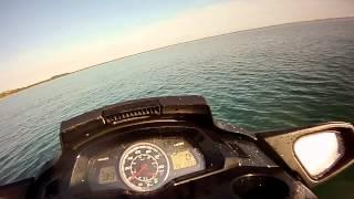 7. Yamaha Waverunner FX Cruiser SHO 2012