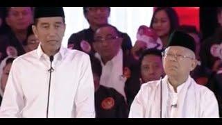 Video Kata Capres Soal Caleg Mantan Napi Koruptor (Debat Pertama Pilpres 2019 - Bag 5) MP3, 3GP, MP4, WEBM, AVI, FLV Juni 2019