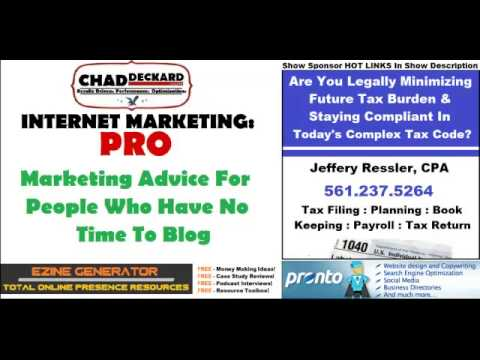 Marketing Advice For Those Who Havent Got Time To Update Their Blog   Internet Marketing   PRO