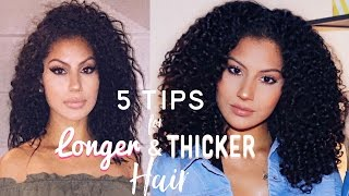Video Your Hair Will Grow Like Crazy With These 5 Tips!  (With Pictures) MP3, 3GP, MP4, WEBM, AVI, FLV Agustus 2019