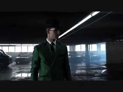 Cory Michael Smith (The Riddler) in TV Series Gotham S04E22 Scene #1