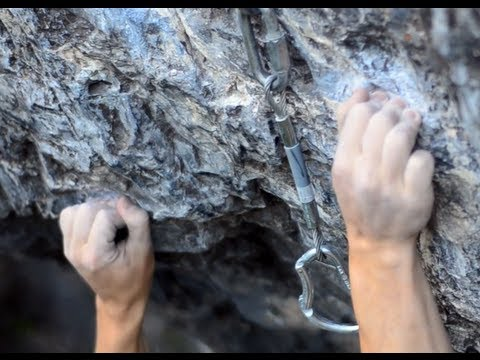 climb - Watch original web series on EpicTV first at www.epictv.com After a hand injury James Simmons had to find something to work for - he couldn't climb as hard a...