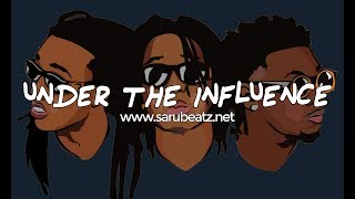 "Migos x Drake Type Beat  ""Under The Influence"" by SaruBeatz💰 Purchase Link  Instant Delivery : http://myfla.sh/7nok6➕ Subscribe : http://bit.ly/SaruBeatzSub💻 Website : http://sarubeatz.net (free non-profit download)---------------------------------------------📩 email: info@sarubeatz.net ► Connect with me and stay updated!▷ http://www.facebook.com/SaruBeatz▷ http://instagram.com/SaruBeatz▷ http://soundcloud.com/SaruBeatz▷ http://twitter.com/SaruBeatz"