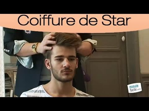 comment appliquer de la cire coiffante homme
