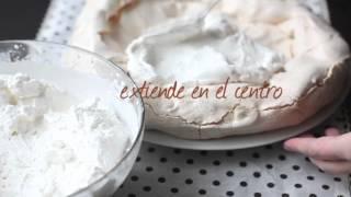 Cómo hacer pastel de merengue