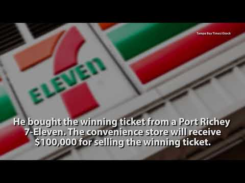 $450 Million Lotto Jackpot Won By 20 Year Old Florida Man