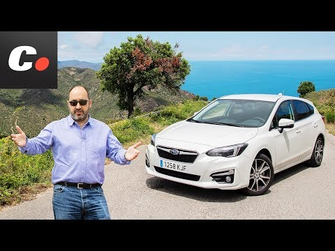 Subaru Impreza 2018  Prueba / Test / Review en español  coches.net