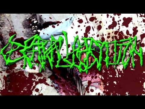 Cerebral Laceration - Colostomy Bag Asphyxiation (видео)