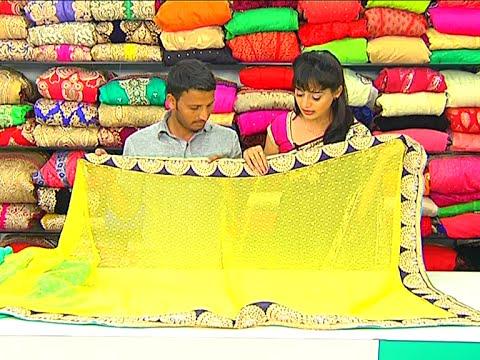 Bridal Collection of Avishkar Pattu and Designer Sarees | Sogasu Chuda Tarama | Vanitha TV 21 November 2015 04 10 PM