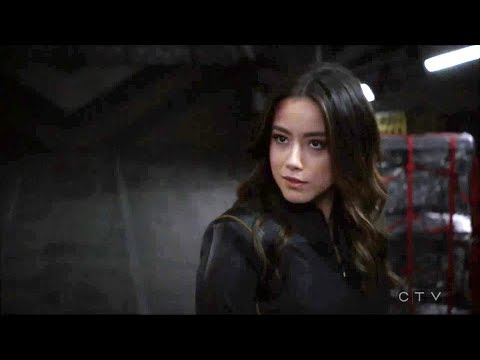Agents of Shield: Daisy and May - Finally back together in Action