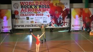 Show + Finale B-Klasse - World Cup Krakau 2013