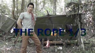 THEROPEたった2つのロープワーク1/3クラフトキャンプ