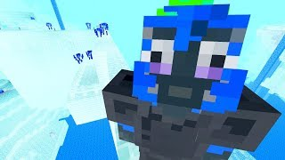 Minecraft PS4 - Totally Bizarre - Negative Challenge {13}