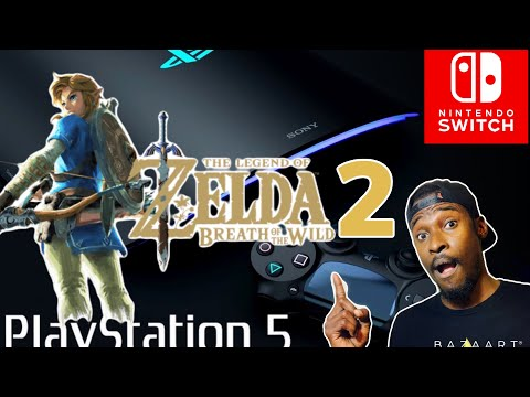 PlayStation 5 Portable VS Switch - PS5 Games Confirmed - Breath Of The Wild 2 News Update!!