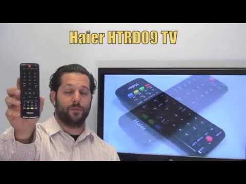 Haier HTRD09 HDTV Remote Control - www.ReplacementRemotes.com