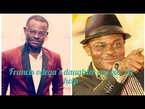 NOLLYWOOD ACTOR FRANCIS ODEGA KICKS WIFE OUT
