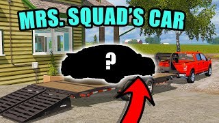 Nonton WE GOT MRS. SQUAD A SUPRISE! BRAND NEW PORSHE OR OLD GENERAL LEE? | FARMING SIMULATOR 2017 Film Subtitle Indonesia Streaming Movie Download