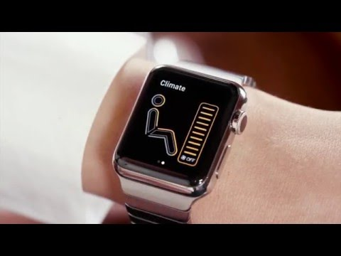 Bentley's new Bentayga Apple Watch App | AutoMotoTV