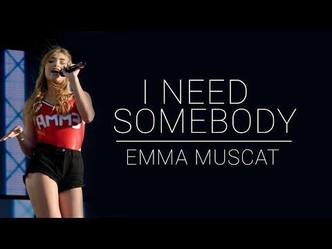 Emma Muscat - I Need Somebody (Lyrics)