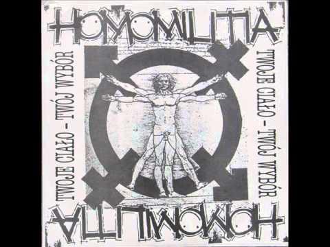 Homomilitia - Homofobia