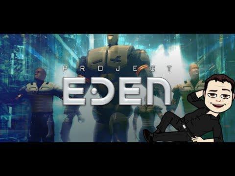 Retro game: Project Eden