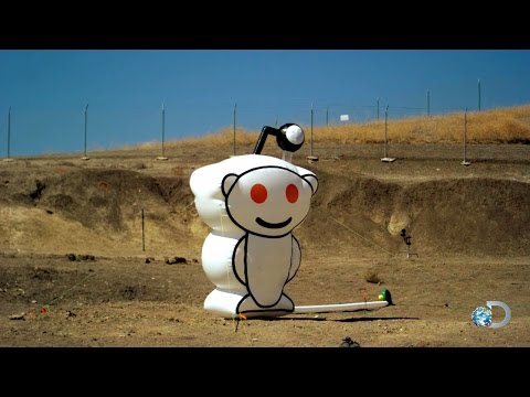You Can't Show an @$%#)*# on TV | MythBusters