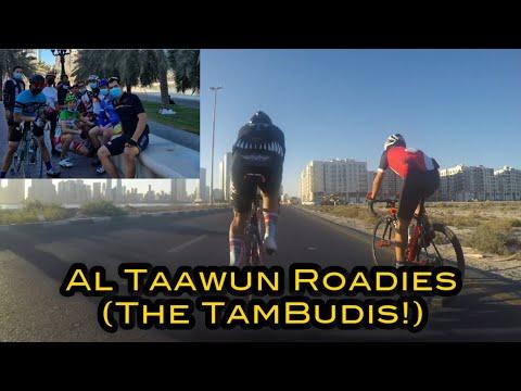 Al Taawun Sharjah Roadies | Tambudis Group rides