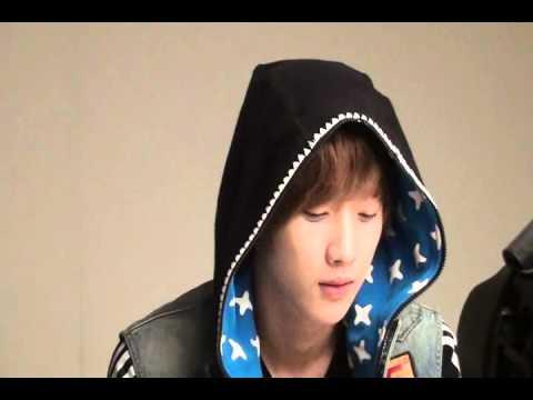 B1A4 - 진영(jinyoung) 프로필 촬영현장