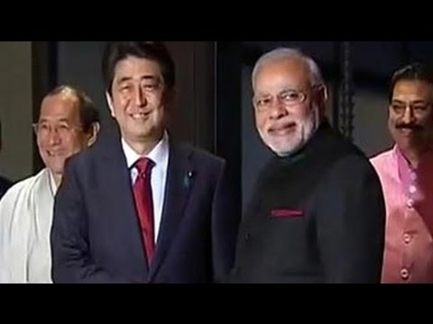 To rejuvenate Indian cities  PM Modi takes first step with Japan 31 August 2014 12 AM