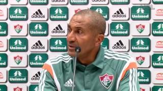 """Cristóvão exalta goleada do Fluminense: """"Voltamos a ficar fortes"""".O Fluminense derrotou o Sport por 4 a 0 neste domingo, 24 de agosto, pela 17ª rodada do Campeonato Brasileiro."""