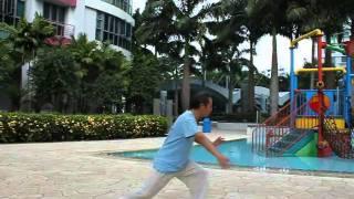 Chen TaiChi18-3陈氏十八式太极拳3 YouTube video