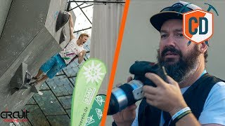 Eddie Fowke: The Official IFSC Photographer | Climbing Daily Ep.1419 by EpicTV Climbing Daily